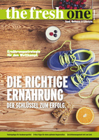 Deckblatt the fresh one - Nr01 / Erstausgabe