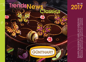 Deckblatt Guenthart decorations for pastry No. 50/2017
