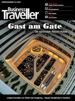 Deckblatt Business Traveller 6/2016