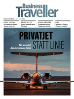 Deckblatt Business Traveller 4/2018