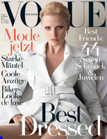 Deckblatt Vogue November 2016