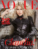 Deckblatt Vogue September 2017