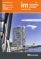 Deckblatt immobilienmanager Edition Hamburg 2019