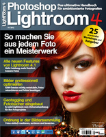 Deckblatt Photoshop Lightroom 4 - Das ultimative Handbuch