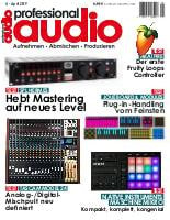 Deckblatt Professional audio 04/2019