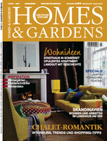 Deckblatt HOMES & GARDENS 1/13