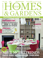 Deckblatt HOMES & GARDENS 3/13