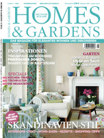 Deckblatt HOMES & GARDENS 5/13