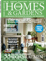Deckblatt HOMES & GARDENS 5/15