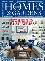 Deckblatt HOMES & GARDENS 4/2017