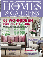 Deckblatt HOMES & GARDENS 2/18