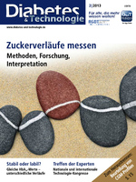 Deckblatt Diabetes & Technologie 2/2013