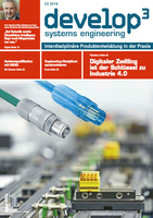 Deckblatt develop3 systems engineering 2/2016
