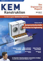 Deckblatt KEM Konstruktion - Systems Engineering 2/2017