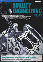 Deckblatt Quality Engineering Plus P2/2018