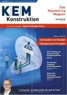 Deckblatt KEM Konstruktion Sonderausgabe Systems Engineering