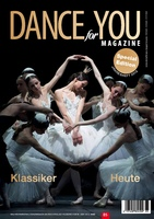 Deckblatt Dance for You Magazine 4/2018 Special Edition