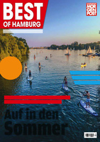 Deckblatt BEST OF HAMBURG HEFT 8 (04 /2017)