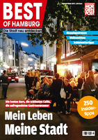 Deckblatt BEST OF HAMBURG HEFT 9 (10/2017)