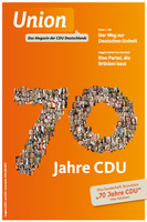 Deckblatt UNION Magazin 2-2015