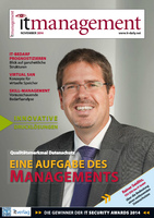 Deckblatt it management 11 2014