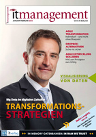Deckblatt IT Management 01/02 2015