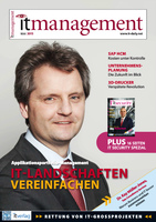Deckblatt it management Mai 2015