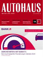 AUTOHAUS 13/2019 Cover