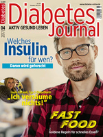 Deckblatt Diabetes Journal 4/2017