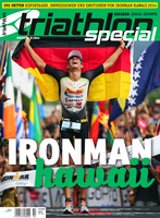 Deckblatt triathlon special 2/2014: Ironman Hawaii