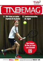 TNB emag 1 2019 Cover