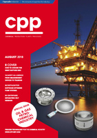 Deckblatt cpp Oil & Gas Petrochemical Industry 8/2018