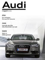 Audi Magazin 1 2011 Als E Paper Auf Keosk Lesen